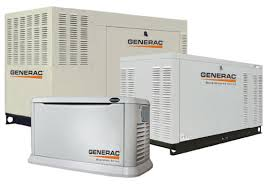 Samples of our generators in Brockville